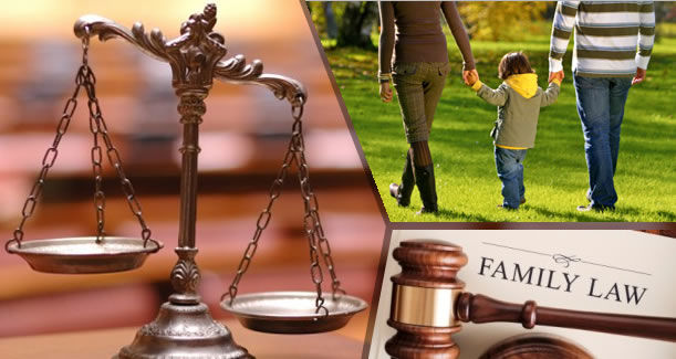 Family Law Attorney - Legalizing Family Issues